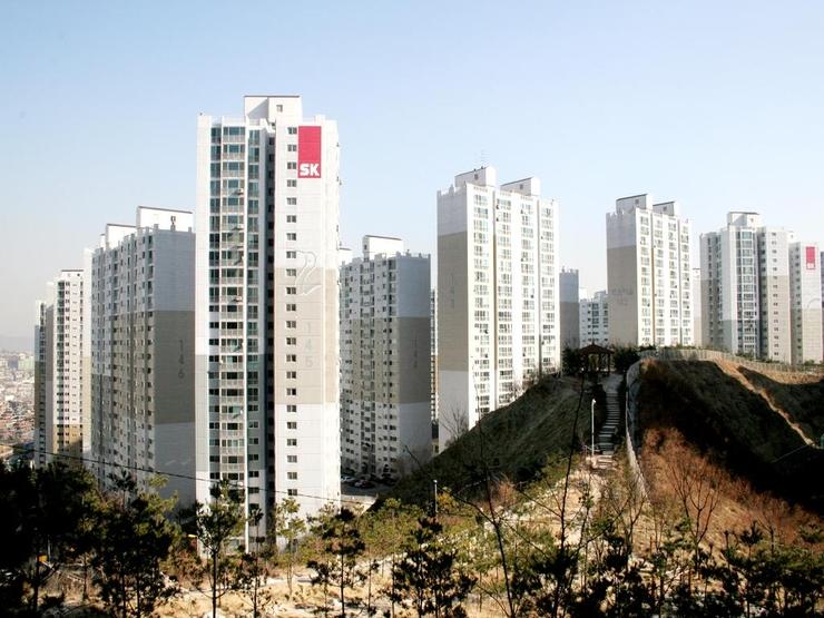 [SK북한산시티] 북한산과 어우러진 강북 최대 규모 아파트